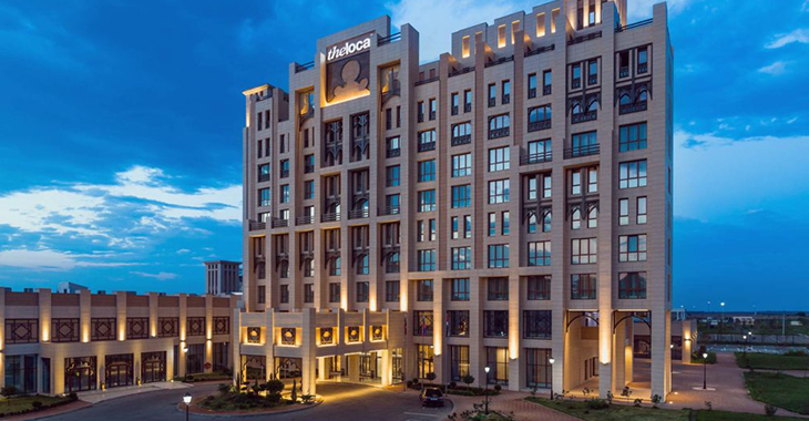thelocal Hotels Grozny Project