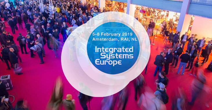 Integrated Systems Europe 2019